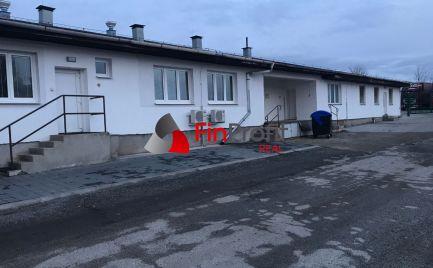 Na prenájom veľký areál vhodný pre kamióny LKW, Ntra - Levická