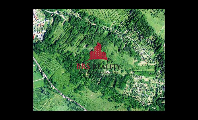 Rekreačný pozemok Stupava - Vrchná hora
