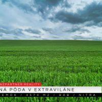 Orná pôda, Báb, 4574 m²