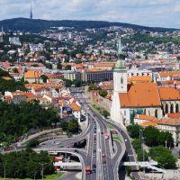 3 izbový byt, Bratislava-Staré Mesto, 73 m², Kompletná rekonštrukcia