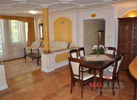 Luxusný 4i byt v novostavbe, garáž, výhľad, Zámocká ul.