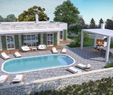 Ponúkame na predaj stavebný pozemok v blízkosti mesta Zadar.