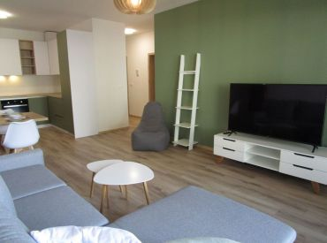 Rezidencia Tabáň - 2izbový byt, 2x balkón, garážové státie, Nitra- Centrum