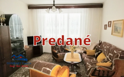 3 izbový byt Trenčín v Top lokalite