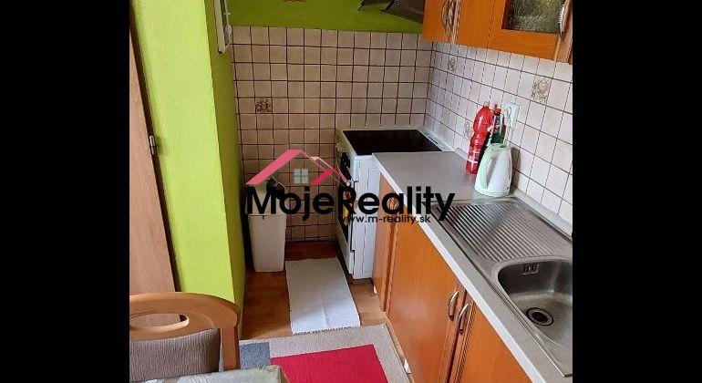 REZERVOVANE_1 izb. byt s velkou loggiou blízko centra – Dubnica nad Váhom