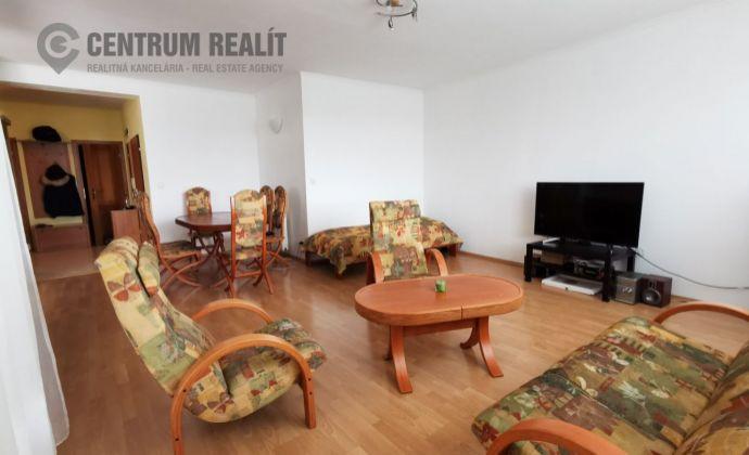 Priestranný 3 izbový byt s terasou na Stromovej ul., parkovacie státie, BAIII- Kramáre, BEZ PROVÍZIE!