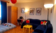 NOVINKA: Prenájom 1izb.bytu vo výbornej  lokalite pri Poluse za fantastickú cenu!