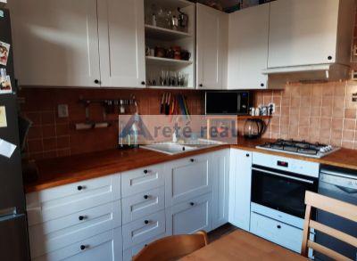 Areté real, Predaj veľmi pekného 3-izbového bytu s nádherným výhľadom v Pezinku, ul. Gorkého, Rezervované
