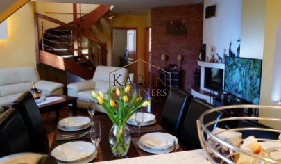 Na predaj 5 izb. byt na prestížnej adrese s výhľadom na Bratislavský hrad