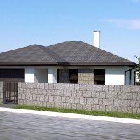 Rodinný dom, Trnava, 160 m², Novostavba