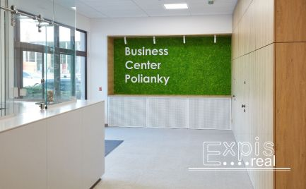 PRENÁJOM posledné kancelárske priestory 24,5m2, 22,5 a 19,5m2 Bratislava Dúbravka Polianky - EXPISREAL