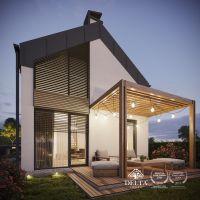 Rodinný dom, Poprad, 98.70 m², Projekt