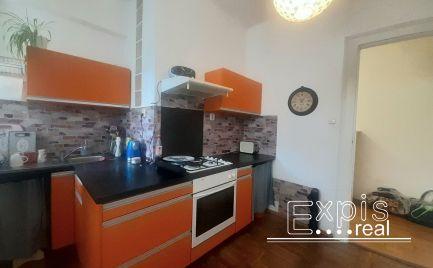 PRENÁJOM priestranný 2 izb byt Staré Mesto Železničiarska EXPIS REAL