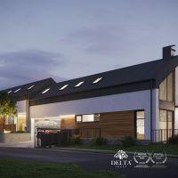 Rodinný dom, Spišská Teplica, 133.40 m², Projekt