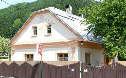 Rodinný dom na Starých Horách