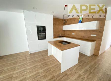 Exkluzívne iba u nás v APEX reality 4i. novostavba RD, Osloboditeľov - Šulekovo, pozemok 1113 m2, skolaudovaný