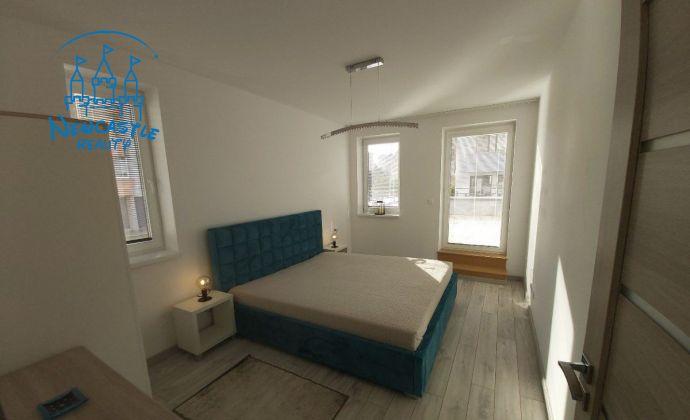 Exkluzívny byt s veľkou terasou na prenájom v novostavbe