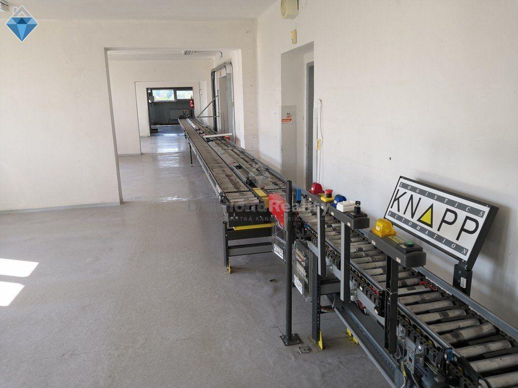 Na predaj logisticko-priemyselná budova v Malom Šariši