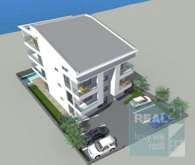 Ponúkame na predaj apartmány v novostavbe, na vynikajúcom mieste Povljana - Pag.