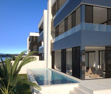 Ponúkame na predaj nové apartmány v novom komplexe Vinjerac - Posedarje.