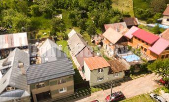 PREDAJ: Víkendový dom v Nízkych Tatrách, 122 m2, Dolná Lehota, okres Brezno