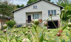 Chalupa/dom s pozemkom 1277m2