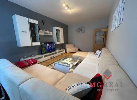 4 izbový byt s balkónom Topoľčany / REZERVOVANE