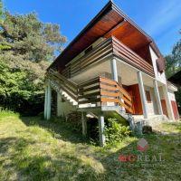 Chata, drevenica, zrub, Prašice, 120 m², Čiastočná rekonštrukcia