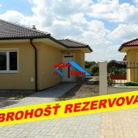Rodinný dom, Dobrohošť, 104 m², Novostavba