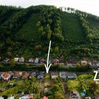 Pre rodinné domy, Trenčianska Teplá, 600 m²