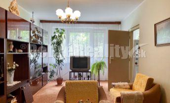 PREDAJ 3,5 izbový byt J. Murgaša v Prievidzi, úžitková plocha 83 m2