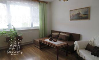 NA PRENÁJOM 2izb. zariadený byt vo Vrábľoch+balkón