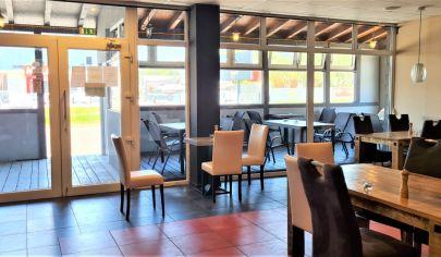 Prenájom – Reštaurácia – obchodný priestor o výmere 211.27m2 na Galvániho ulici – BA II. TOP PONUKA !