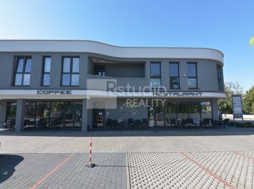 Kancelária o výmere 23m2 v polyfunkčnej budove v ŠALI - novostavba