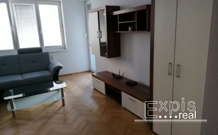 PRENÁJOM úplne novo zariadený 2-izb. krásny byt v TOP lokalite EXPIS REAL