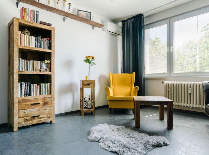 EXNÁROVA, 3-i byt, 67 m2 - VYHĽADÁVANÁ lokalita, KOMPLETNÁ REKONŠTRUKCIA, jazero aj MHD
