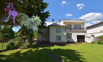 Charizmatický dom v prekrásnej obci Cetuna, rozľahlý pozemok 2970 m2