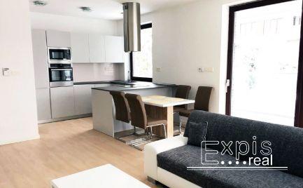 PRENÁJOM BEZ PROVÍZIE, luxusný 2-izbový byt v tichom prostredí, Bratislava-Staré Mesto EXPISREAL