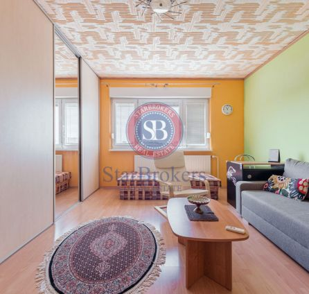 3 izb. byt s loggiou, Vrakuňa, ul. Jedľová, rekonštrukcia