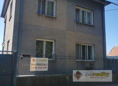 3094 Na predaj rodinný dom Dvory nad Žitavou - ZNÍŽENÁ CENA