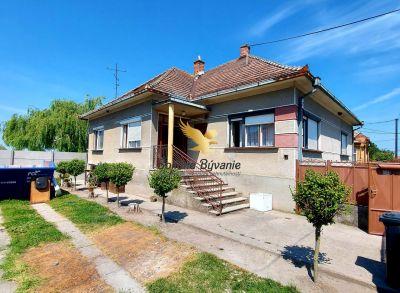 4-izbový rodinný dom v obci Dolný Štál