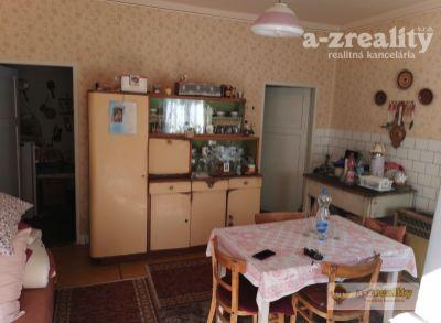 3095 Na predaj rodinný dom v Tvrdošovciach