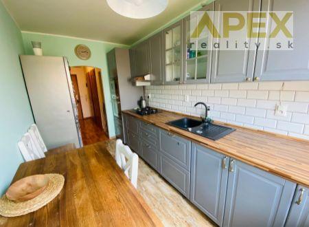 Exkluzívne iba u nás v APEX reality 4i. byt na Michalskej ul. po rekonštrukcii, 84 m2