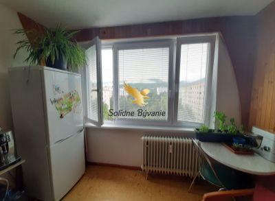 1 izbový veľký byt na prenajom, Internátna