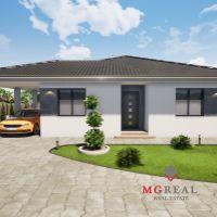 Rodinný dom, Belince, 120 m², Vo výstavbe