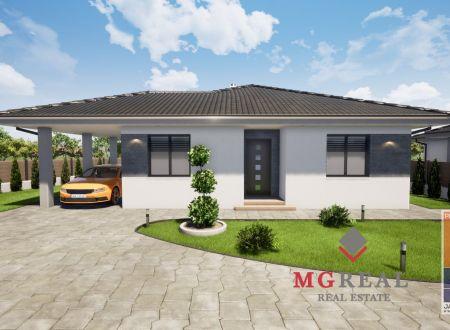 Novostavby Belince - výstavba na JESEŇ 2021