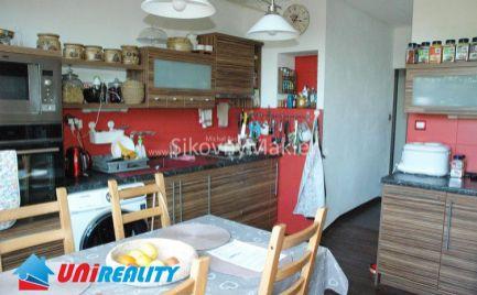 REZERVOVANÉ !!! BÁNOVCE NAD BEBRAVOU - 3 izbový byt / DUBNIČKA / kompletná rekonštrukcia