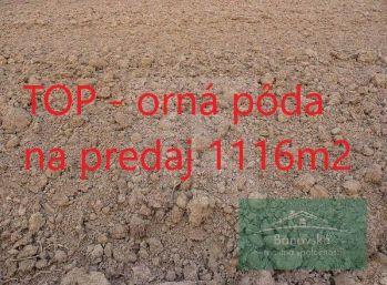 Orná pôda v Bánovciach nad Bebravou/Malé Chlievany