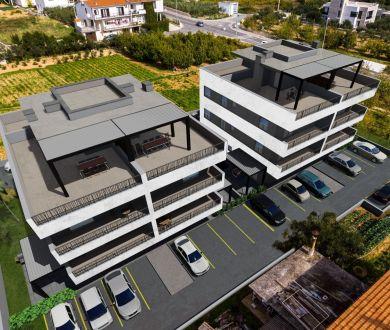 Ponúkame na predaj 3 izbový byt v Chorvátskom meste Trogir.