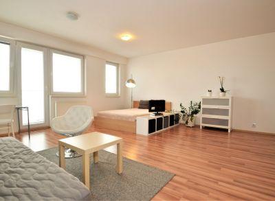 CORRIS: Veľký 1-izb.byt, zariadený, internet, pri POLUSE